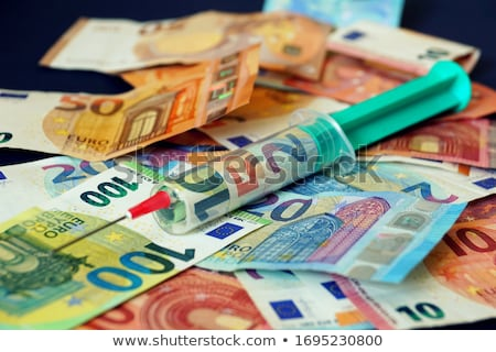 Stock photo: Financial Injection