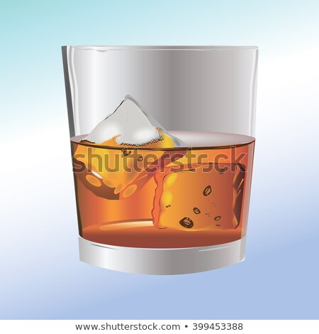 cam · viski · puro · üst · taş - stok fotoğraf © bugstomper