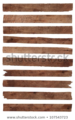 Construction work with planks of wood Stock photo © photography33