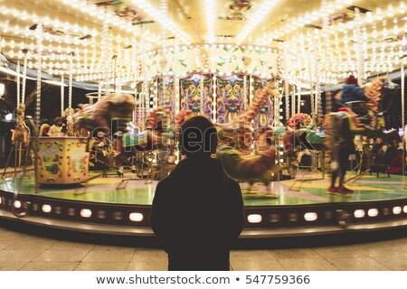 merry go round stock photo © crisp