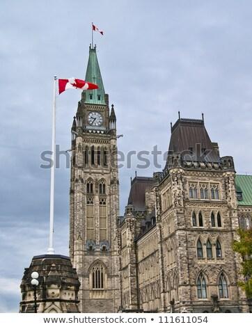 9 AM Parliament Stock photo © michelloiselle