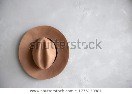 Fedora hats stock photo © sifis