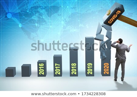 Breaking The Bank Stock photo © Lightsource