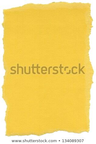 Lif kağıt dokusu Napoli sarı yüksek karar Stok fotoğraf © eldadcarin