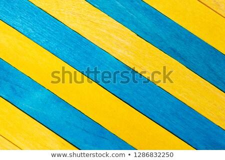 Akvamarin fából készült fal textúra fa építkezés Stock fotó © ryhor