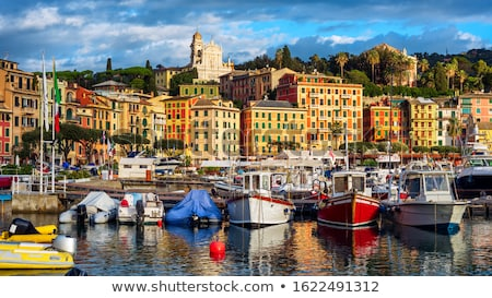 Port of Rapallo Stock photo © Antonio-S
