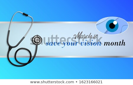 saving your vision stock photo © lightsource