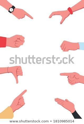 Intimidation Stock photo © songbird