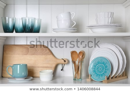 Dinnerware set Stock photo © boroda
