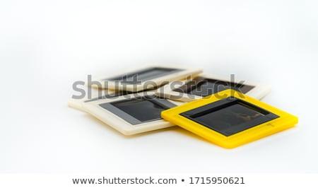 фото белый фотографии продукт белом фоне Сток-фото © gemenacom
