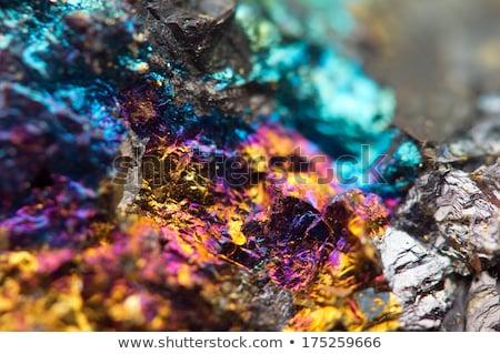 abstrato · ouro · mineral · textura · bom · naturalismo - foto stock © jonnysek