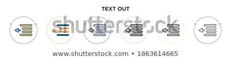 Téléphone portable sms peuvent envoyer messages Photo stock © RAStudio