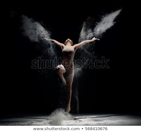 dance of dust stock photo © alphaspirit