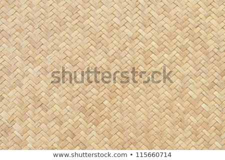 straw basket texture stock photo © giko