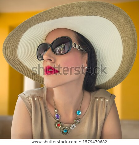Socialite Stock photo © ClipArtMascots
