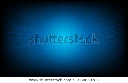 abstract · Blauw · licht · eps · 10 · vector - stockfoto © beholdereye