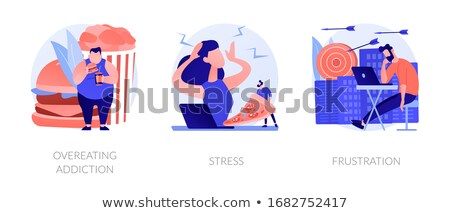 Psychological Trouble Stock photo © Lightsource