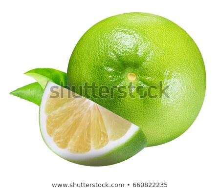 green grapefruit pieces Stock photo © Digifoodstock