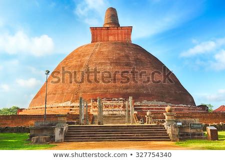 Temple Anuradhapura Stock photo © Hofmeester