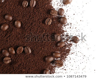 instant coffee texture Stock photo © LightFieldStudios