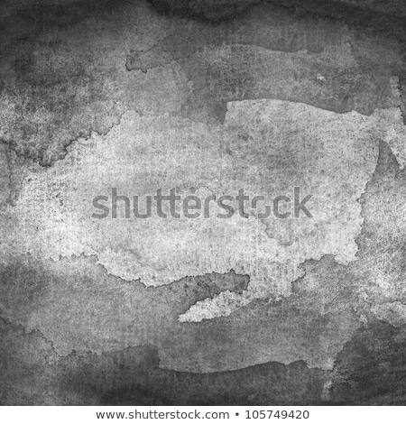 zwarte · grens · grunge · effect · abstract · frame - stockfoto © foxysgraphic