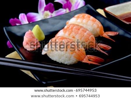 Sushi Eby Stock photo © sapegina