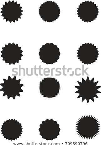 набор Этикетки вектора формат бизнеса Сток-фото © balasoiu