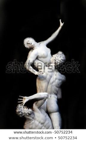 Mulheres imagem florence Itália nu Foto stock © magann