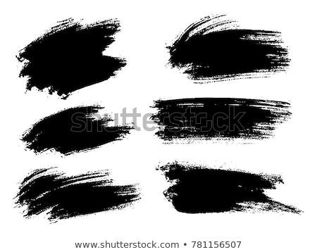 verf · abstract · kleur · inkt · borstel - stockfoto © janaka