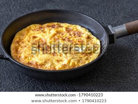 フライドポテト · ディナー · 食事 · ファストフード · 調理済みの - ストックフォト © m-studio