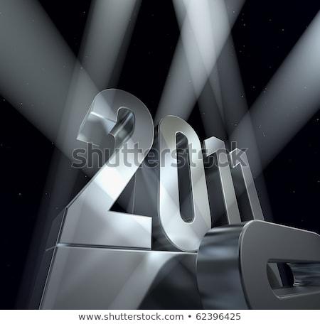success of 2011 stock photo © 4designersart