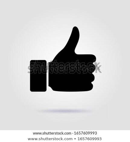 Papír kéz vektor terv üzlet háttér Stock fotó © fotoscool