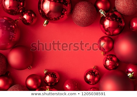 Сток-фото: Рождества · красный · красочный · вечеринка