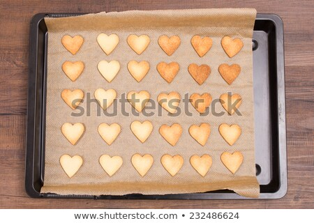 cookies on griddle Stock photo © w20er