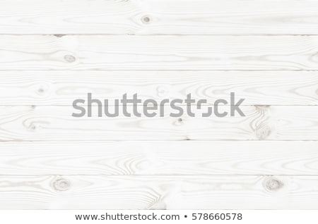 Wooden table on white background Stock photo © ozaiachin