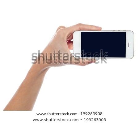 altijd · nieuwe · mobiele · smart · mobiele · telefoon · netwerk - stockfoto © stockyimages