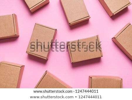 speciaal · levering · belangrijk · pakket - stockfoto © flipfine