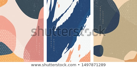 Hand abstract ornament Stock photo © netkov1