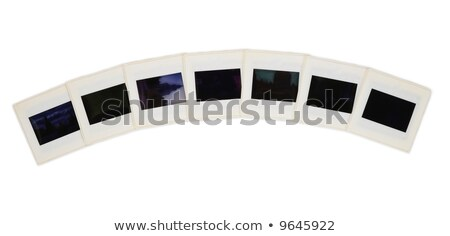seven slides in an arc stock photo © Paha_L