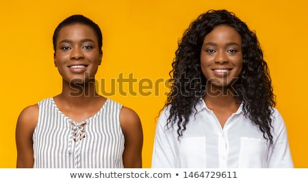 Long female hair Stock photo © boggy