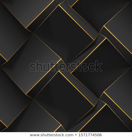 Creativo senza soluzione di continuità 3D pattern ripetibile geometrica Foto d'archivio © ExpressVectors