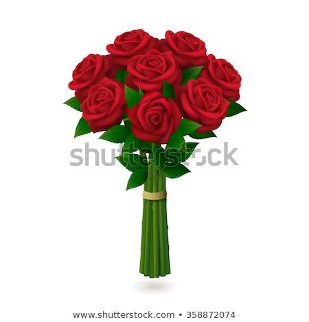 bunch of roses stock photo © zhekos