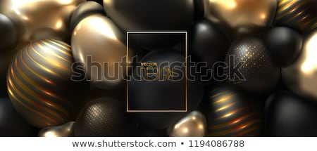 background with ornaments and precious stones stock photo © yurkina