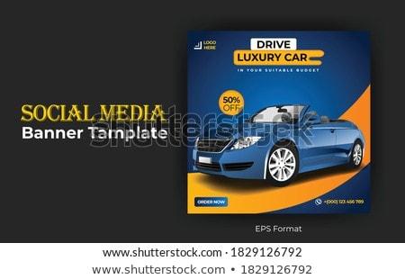 servicios · anuncio · falso · periódico · fondos - foto stock © devon