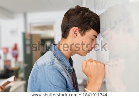 school stress Stock photo © val_th