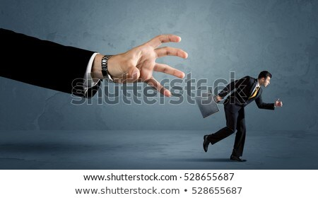 iş · adamı · büyük · atlamak · yalıtılmış · iş · mutlu - stok fotoğraf © ra2studio