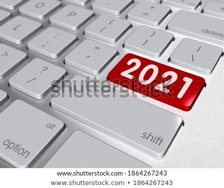 Budget Planning - Message on Red Keyboard Button. 3D. Stock photo © tashatuvango