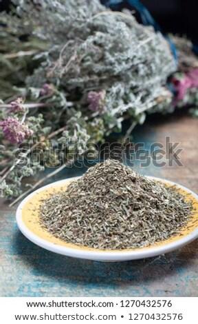 Dried Thyme Herbs Stock photo © zhekos