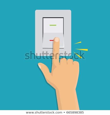 Turn on or off Stock photo © ozaiachin