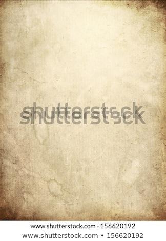古い紙のテクスチャ-テキストや画像に最適 ストックフォト © ilolab